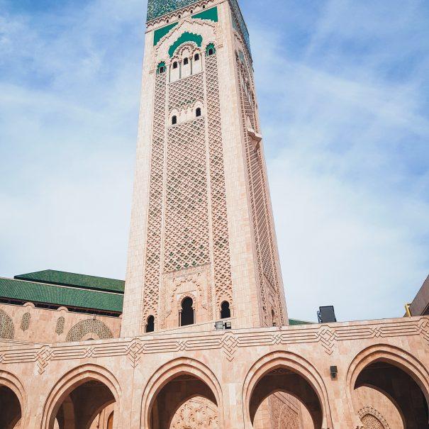 Tour de 10 días en Casablanca