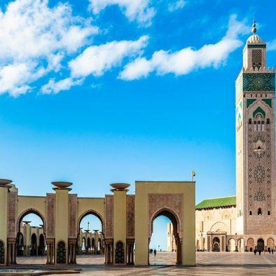 8 dias desde Casablanca