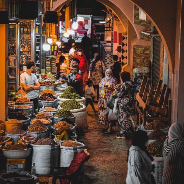 Tour di 6 giorni da Fez a Marrakech