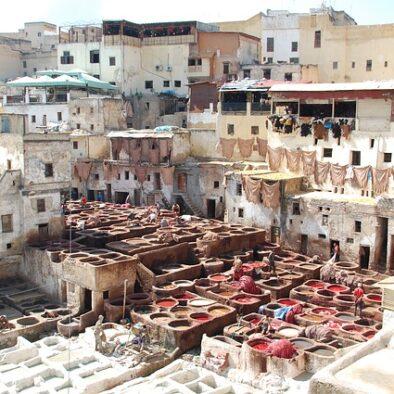 Tour Marocco 4 giorni da Marrakech a Fes