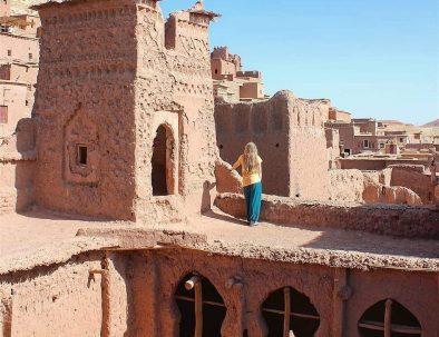 2 days desert tour from Marrakech to Zagora